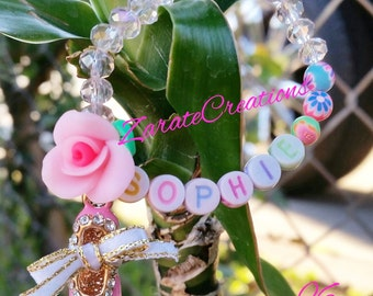 Girl's Personalized Bracelet