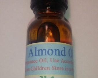 Almond Fragrance Oil