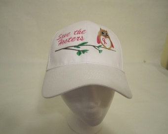 Save the Hooters Hat, Owl Hat