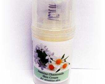 Jasmine Chamomile Daily Cream for Sensitive Skin