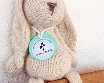 -Custom hand-knitted plush-toy baby-baby-baby gift room