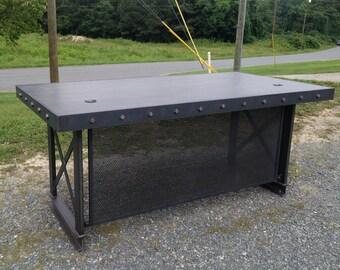 The Hybrid Industrial Desk