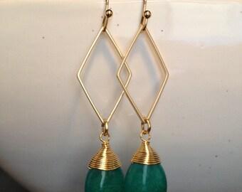 Jade's Earrings
