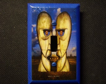 Light Switch Cover Pink Floyd The Division Bell Print