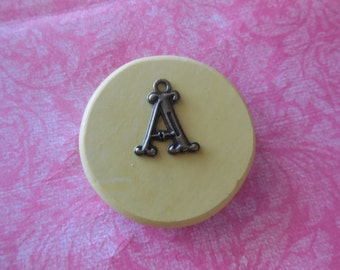 Alphabet Molds, silicone mold, craft mold, porcelain, resin, jewelry mold, food mold, pop up mold, clays mold, flexible, charms, fondant