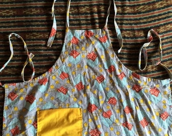 Cute country apron
