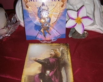 Professional Doreen Virtue Certified Advanced Angel Card Reader, Medium n Practitioner 1 card Question Archangel Michael Card Email Reading