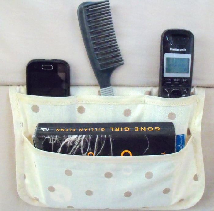 Bed Caddy Organizer Bed Organizer Bed Pocket With