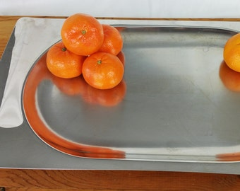 Guy Degrenne Inox 18 10 Stainless Steel Platter