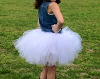 Custom Tulle Skirts