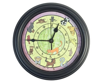 Fruits Basket - Chinese Zodiac - Wall Clock