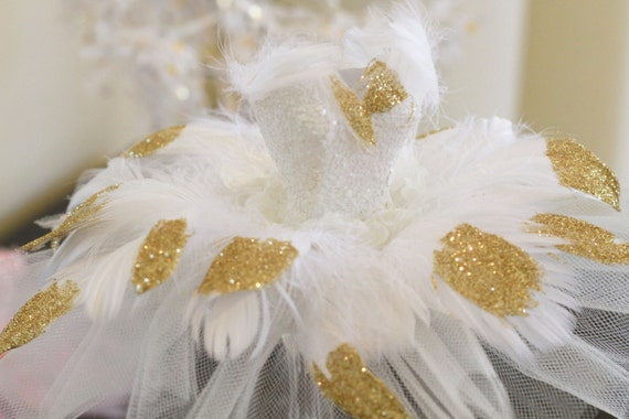 swan lake white and gold baby shower gold and white baby shower