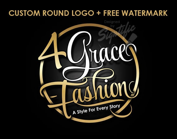 Free Watermark Logo Fashion Logo Badge Free