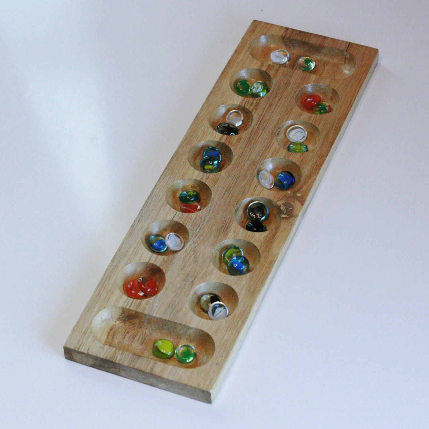 marble wood game