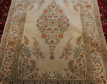 Antique Persian Floral Shah Abbassi circa mid 20th century rug