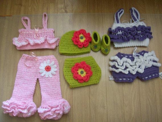 Crochet Pattern For Doll Diaper : Crochet Patterns Crochet baby patterns by AlwaysPrettyInPink