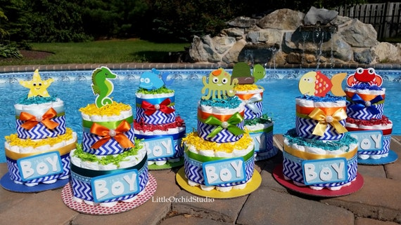 similar to under the sea baby shower it 39 s a boy under the sea theme