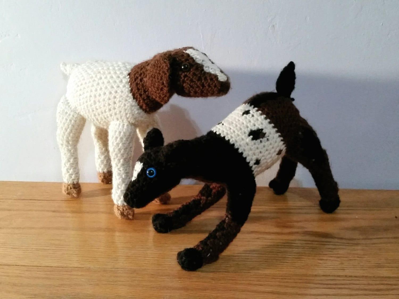 Cuddly Crocheted Goat Crochet Pattern