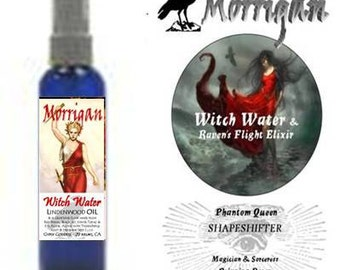 MORRIGAN WITCH Water by Gypsy Goddess