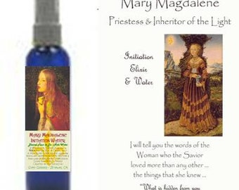 MARY MAGDALENE INITIATION Water by Gypsy Goddess