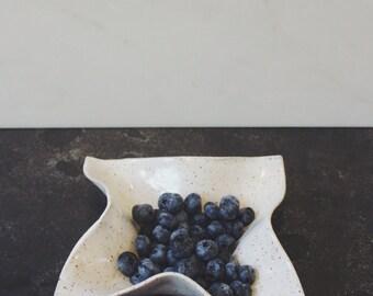 White Plume Bowl