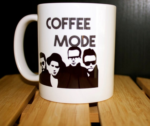Depeche Mode Coffee Mode Mug