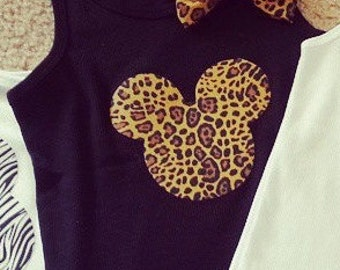 Adults Minnie Mouse Custom Shirt