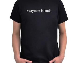 Hashtag Cayman Islands  T-Shirt