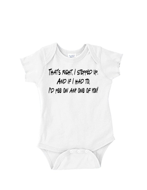 Baby Onesie FRIENDS TV Show Quote
