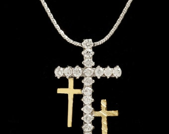 The Resurrection Cross Necklace