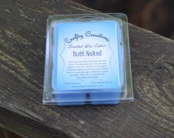 Butt Naked Wax Melts