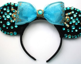 Princess Jasmine Inspired Minnie Ears