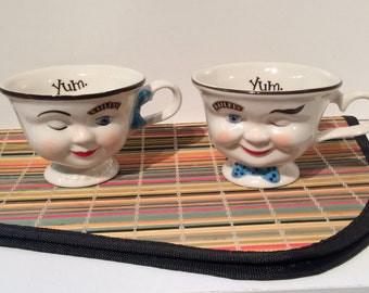 Collectible Bailey Wink mugs