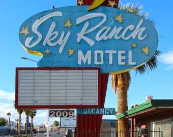 Skyranch Motel - Las Vegas, NV 2015