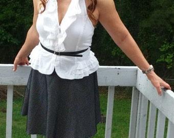 Flare Mini skirt 020