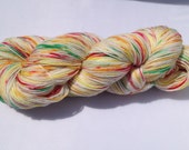 The Canadian Maple Trees Keep Changing / SW Merino + Nylon / SALE!!!