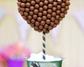 Malteser Heart Sweet Tree