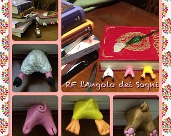 Funny Bookmarks / Pets / Handmade / Request your personalized bookmark / We reproduce your puppy