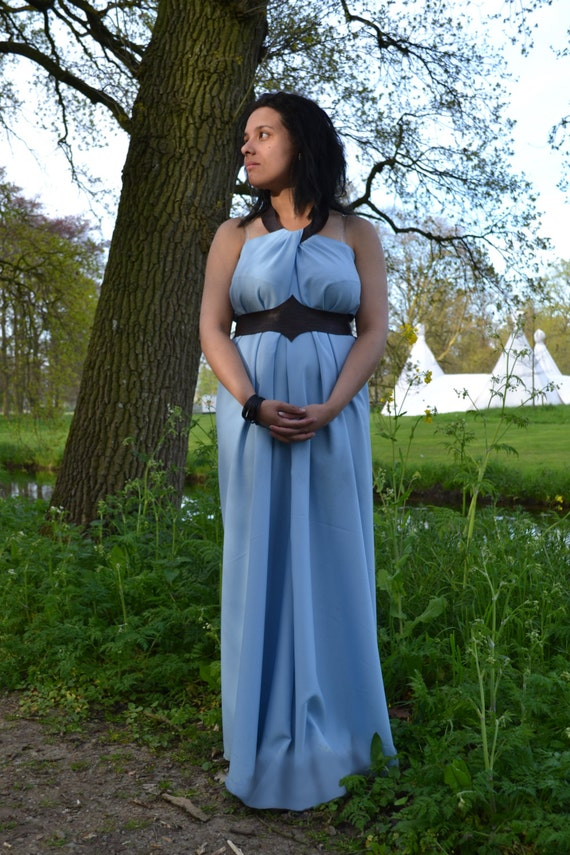 Missandei dress Game of Thrones by JessicaHeerenDesign on Etsy Game Of Thrones Missandei Costume