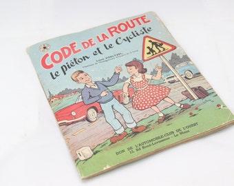 Children's book code of the road