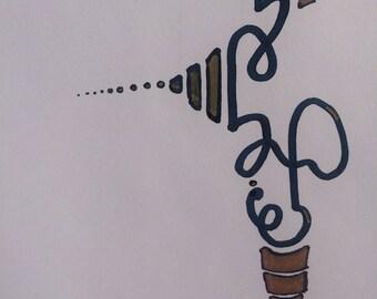 Sparse Doodle