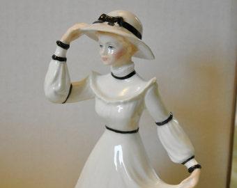 Francesca China figurine - Jessica