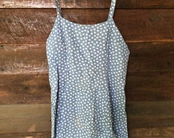 90s Jurahouse Dress // Vintage Floral Dress // Size S