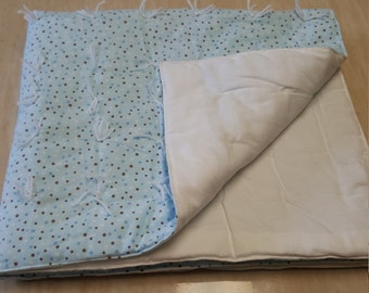 Flanel Baby Quilt