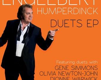 Engelbert Humperdinck - Duets EP