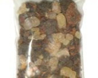 Frankincense & Myrrh  - Frankincense and Myrrh Altar Resin - Ritual Frankincense and Myrrh - Frankincense Myrrh Incense - Magick Supplies