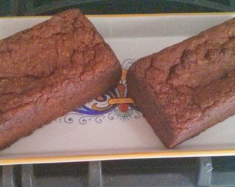 GOODScakes - Baked Goods, Healthy treats, Gluten free, Organic, Dairy free (vegan!), refined Sugar free -- GOODS loaves