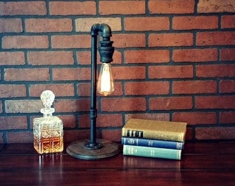 Industrial Table Lamp - Industrial Lighting