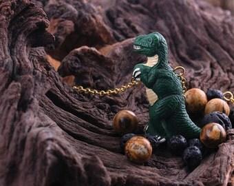 Chomper Necklace - Tyrannosaurus
