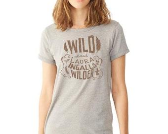 Laura Ingalls Wilder Shirt
